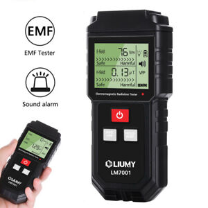 Us Electromagnetic Radiation Tester Emf Meter Electric Magnetic Field Tester Lc
