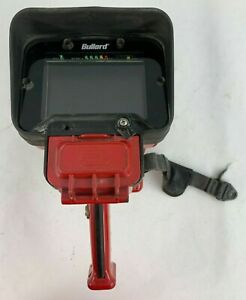 Bullard Tix Thermal Imaging Camera Red No Battery Or Charger As Is