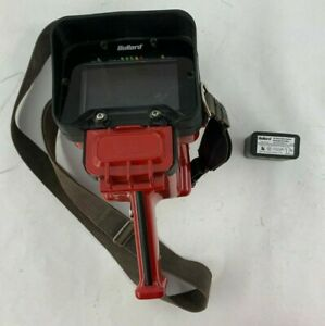 Bullard Thermal Imaging Camera Red Includes Battery No Charger As Is