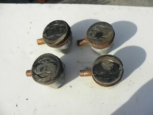 Ford Fe Pistons 427 Marine Engine Std Bore