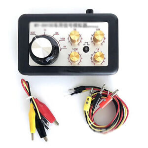 Car Truck Repair Tester Signal Simulator Analog Adjustable Resistor Sensor Set
