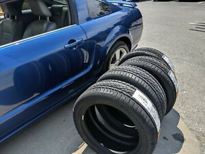 4 New 235 50zr18 Continental Extremecontact Dws06 97w Tires Free Shipping