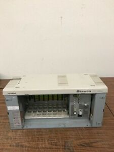 Toshiba Strata Dk 424 8 Slot Phone System Chassis With Power Supply