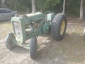 1941 John Deere Ao Unstyled Orchard