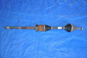 2012 Ford Explorer Limited 3 5l Awd 2 Front Right Cv Axle Shaft Assembly Oem