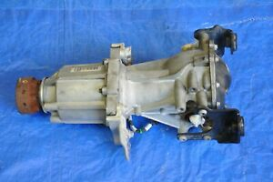 2012 Ford Explorer Limited 3 5l Awd 2 Rear Axle Differential Carrier Oem