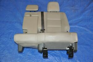 2012 Ford Explorer Limited 3 5l Awd 2 Rear Left Seat Complete Assembly Oem