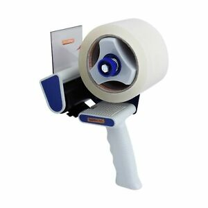 3 Wide Packing Tape Dispenser Industrial Gun For Moving Shipping Boxes Sealing
