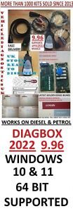 9 91 Full chip Rev C Lexia 3 Peugeot Citroen Diagnostic Interface Pp2000 Diagbox