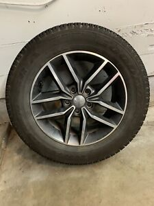 2017 Jeep Grand Cherokee Stock Wheels And Tires