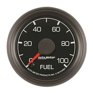 Autometer 8463 Ford Factory Match Electric Fuel Pressure Gauge