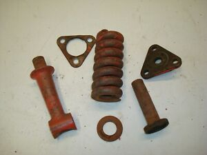 1959 Ford 871 Tractor 3pt Spring Yoke Parts 600 800