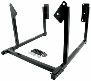 Shop Engine Repair Cradle Stand W Casters Fits Small Big Block Chevy Engines