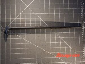 New Snap On Tools 16 Long Rolling Head Pry Bar Lady Foot Finger 1650 I650 Steel