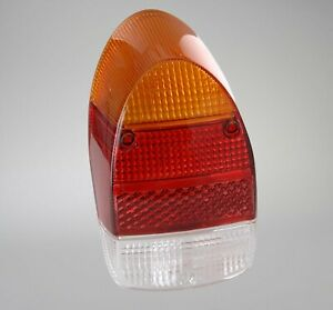 1968 1970 Volkswagen Beetle Red amber European Style Taillight Lens 378765