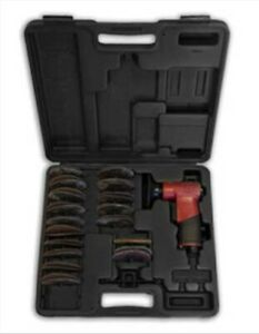 Mini Disc Sander Kit Chicago Pneumatic 7202d Cpt