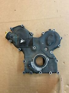 Yanmar 3tne66k Outer Timing Cover