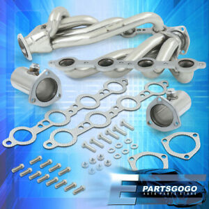 For 82 04 Chevy S10 Ls1 Ls2 Ls3 Ls6 Ls Engine Swap Conversion Headers Manifold