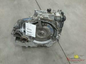 2015 Chevy Sonic Automatic Transmission