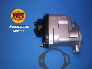Minneapolis Moline Magneto R Z U Series Tractor fmk Fairbanks Morse Fmk4b4 Mm
