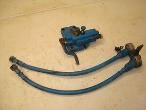 1968 Ford 3000 Diesel Tractor Hydraulic Remote Valve 2000 4000