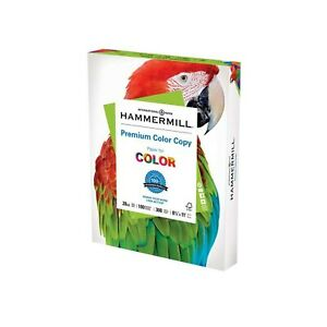 Hammermill Printer Paper Premium Color 28 Lb Copy Paper 8 5 X 11 1 Pack
