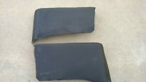 1965 Impala Rear Arm Rests And Side Panels