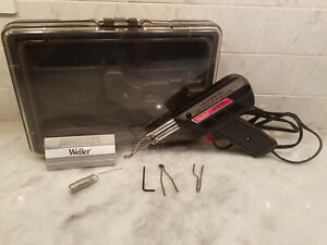 Weller 8200pks Soldering Iron gun Kit With Case Dual 140w 100w Lighted