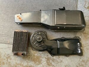 1966 1967 Pontiac Gto Heater Box Inside And Outside With Heater Core