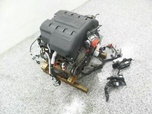 2015 Ford F150 Ecoboost Engine 3 5l Turbo Ecoboost Motor Liftout 545794
