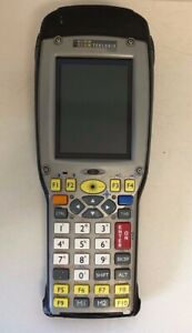 Psion Teklogix 7535 1d Barcode Scanner Without Battery Defective