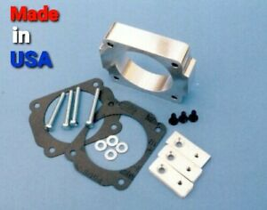 Fits 2005 2010 Ford Mustang 4 0l V6 High Performance Throttle Body Spacer