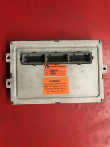 02 Dodge Ram Truck 4 7 Mt Ecu Pcm Engine Computer Control 6040203ag