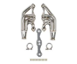 Flowtech Small Block Chevy Turbo Headers Polished Finish 11573flt