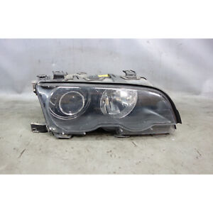 2002 2003 Bmw E46 3 Series 2door Coupe Vert Right Front Xenon Headlight Lamp Oem