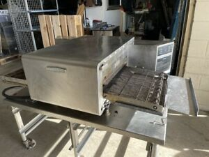 Turbo Chef Hhc 2020 Conveyor Pizza Oven Rapid Cook Ventless Great Condition