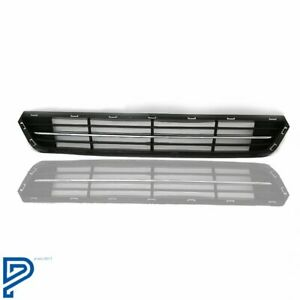 For 2014 2015 Kia Optima Sx Sxl Front Lower Grille With Chrome Trim 865614c700