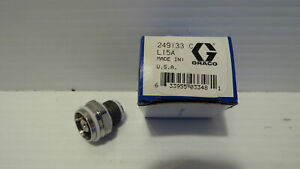 Graco Paint Sprayer Supply Parts 249133 Diffuser For G15 g40 Flat Face Gun Oem