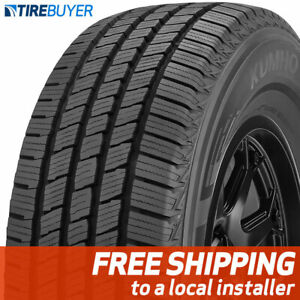 2 New 235 75r17 Kumho Crugen Ht51 Tires 109 T