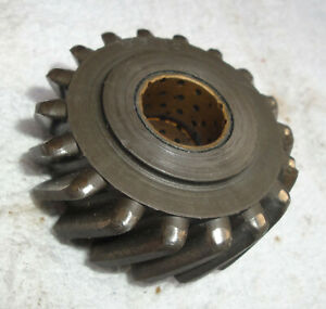 1936 To 1948 Ford Mercury Nice Used Transmission Reverse Idler Gear 68 7141