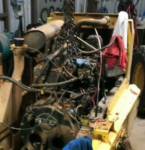 Engine 450nc New Holland Skid Steer Loader Ls190 Lx985 450 nc