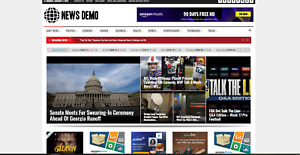 News Website affiliate Product Website 100 Automated Website
