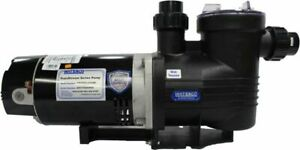 Supastream Pump With 1 1 2 Quick Connect Unions 2 Hp
