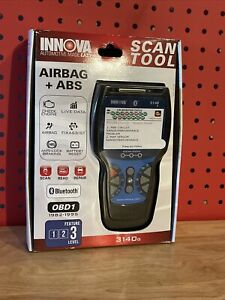 Innova Obdl And Obdll Scan Tool With Abs