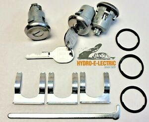 New 1974 1984 Oldsmobile Cutlass Door And Trunk Lock Set