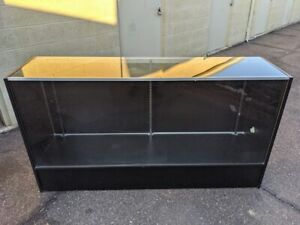 Glass Top Showcase Display 3 Total Price Is Each