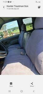 1995 2000 Chevy Gmc Truck Seat Covers 60 40 Split Opening Center Console