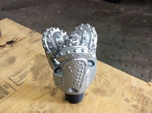 New 6 Tricone Tci Drill Bit Sealed Bearing Mfg In Usa Hughes