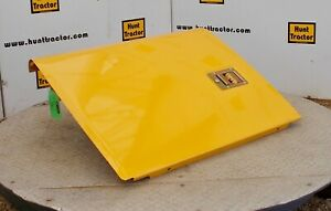 John Deere 120 Engine Compartment Door