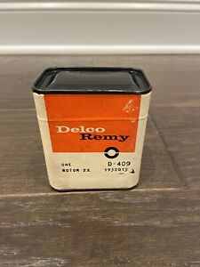 Delco Remy Distributor Rotor 2x D 409 1932015 Sealed